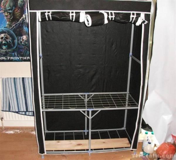 Thread DIY £25 Grow Tent & DIY: £25 Grow Tent