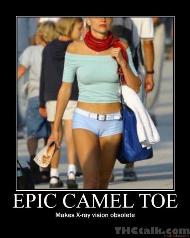 Epic cameltoe