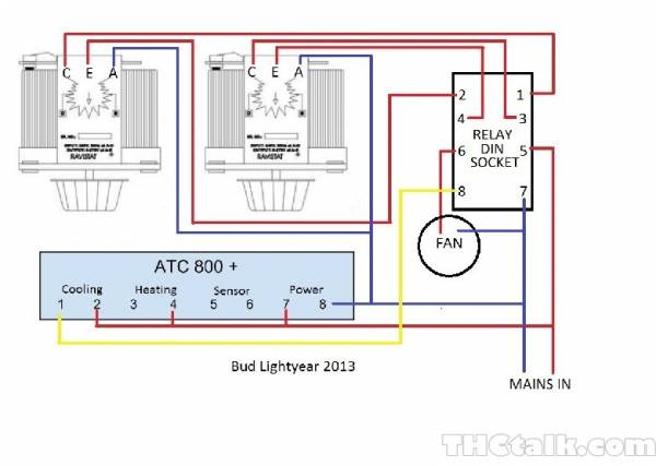 how to build a twin variac & atc 800 fan speed controller [archive 4 wheeler wiring diagram how to build a twin variac & atc 800 fan speed controller [archive] thctalk com cannabis growing forum & cannabis & marijuana discussion forums